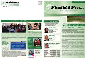 Pittsfield Post Spring 2011