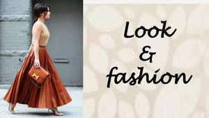 Look & fashion