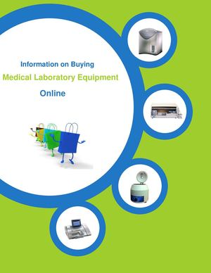 Information on Buying Medical Laboratory Equipment Online