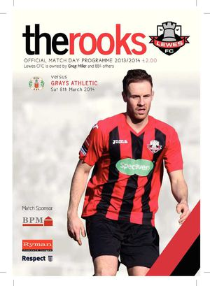 Lewes v Grays Athletic