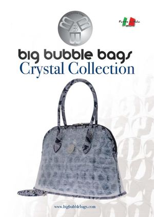 Big Bubble Bags Crystal