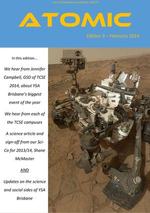 Atomic - Edition 3 - February 2014