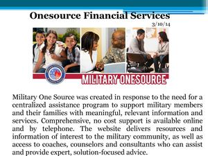 Onesource Financial Services