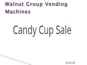 Walnut Group Vending Machines - www.candycupsale.com