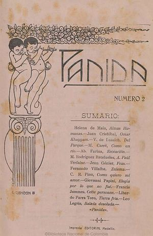 Revista Panida Vol. 1, No. 2