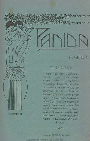 Revista Panida Vol. 1, No. 3