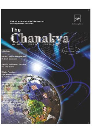 The chanakya july 2013
