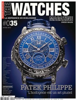 The Watches Magazine #035 FR