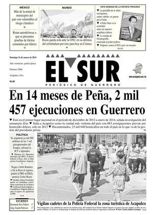 Calaméo El Sur Domingo 16032014 Pdf