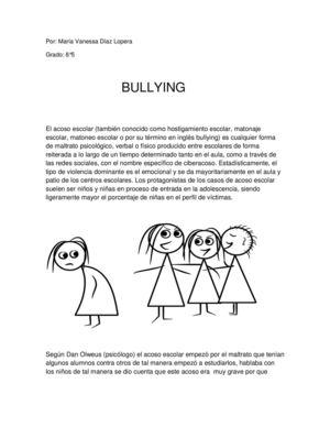 Calaméo - Ensayo sobre el Bullying