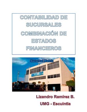 Calaméo - Hoja de Trabajo Combinación Estados Financieros Sucursales