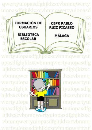 Calaméo - FORMACIÓN DE USUARIOS. BIBLIOTECA ESCOLAR