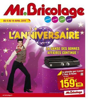 881d774ec2c33 Calaméo - Mr.Bricolage - Catalogue Anniversaire 2 - 16 pages