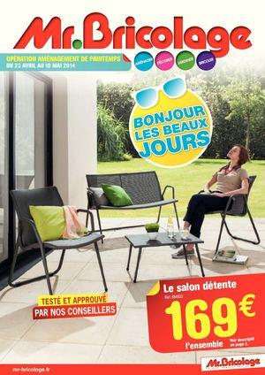 Calaméo - Mr.Bricolage - Catalogue aménagement extérieur - 24 pages
