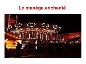 le manege enchanté