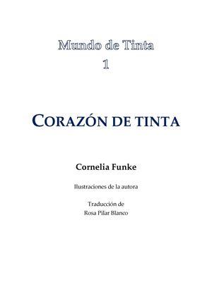 Calaméo - CORAZON DE TINTA