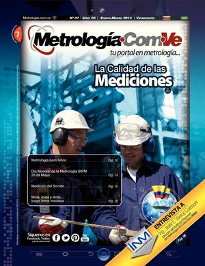METROLOGIA.COM.VE Nº07