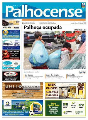 Calaméo - Jornal Palavra Palhocense - Edição 431 ba67a20680