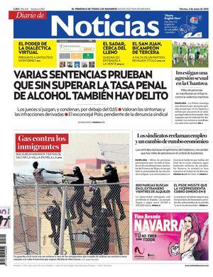 new styles ede41 b7e91 Diario de Noticias 20140502