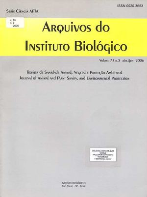 Arquivos do Instituto Biológico