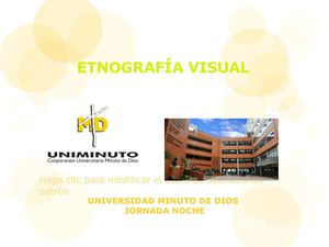 Etnografia visual