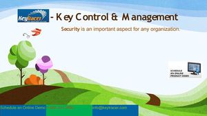 Key Control & Management Systems