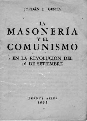 shop free delivery reliable quality Calaméo - Jordan Bruno Genta - La masoneria y el comunismo