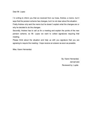 Complaint Letter To Boss from i.calameoassets.com