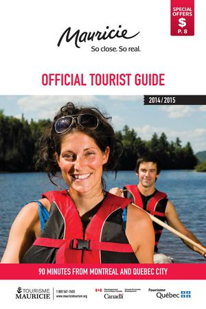 Official tourist guide 2014-2015