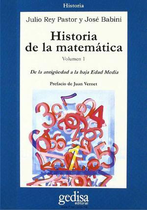 Calaméo - HISTORIA DE LA MATEMÁTICA - VOLUMEN 1 - REY PASTOR Y BADINI