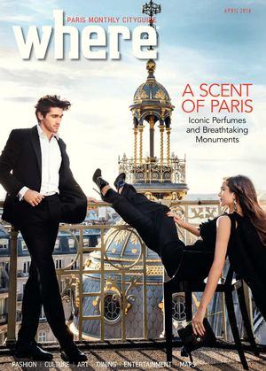77fb5929d713 Calaméo - Where Paris Magazine - Avril 2014