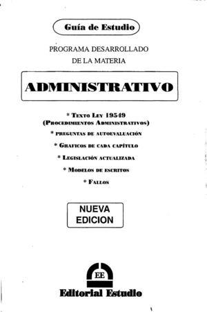 Calaméo - Derecho administrativo