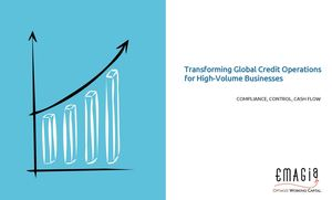 Transforming Global Credit Operations for High Volume Businesses