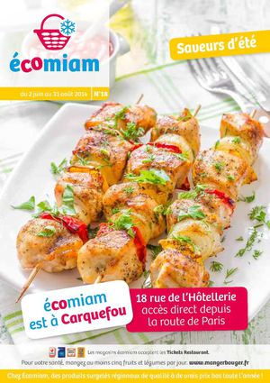 Catalogue Ecomiam été 2014 n°18