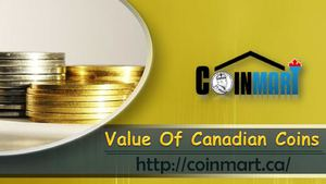 Value Of Canadian Coins