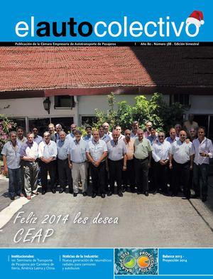El AutoColectivo Edición N° 588