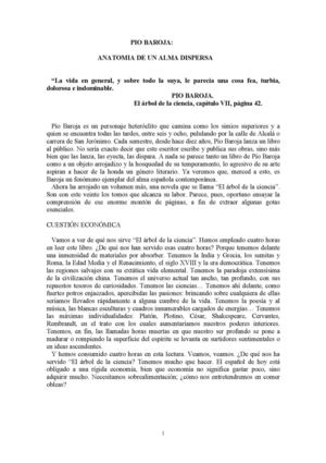 Calaméo - JOSÉ ORTEGA Y GASSET- PíoBaroja ANATOMIA DE UN ALMA DISPERSA
