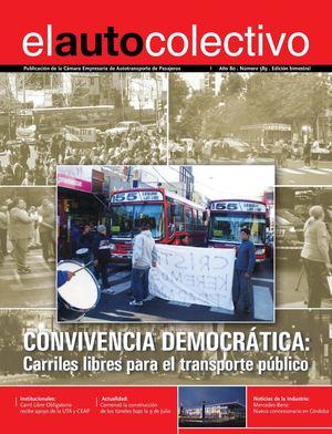 El AutoColectivo Edición N° 589