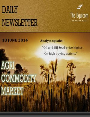Agri-Market-Analysis-By-Theequicom-For-Today-18-June-2014