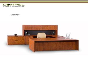 Compel Liberty Office Desk