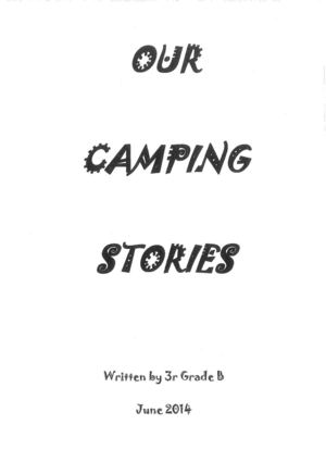 CAMPING STORIES B