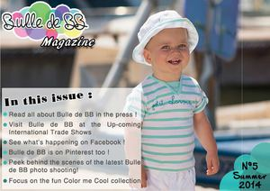 Bulle de BB Magazine Summer Issue !