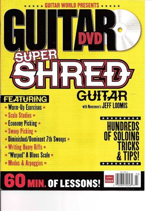 Guitar World - Super Shred Guitar Masterclass With Jeff Loomis