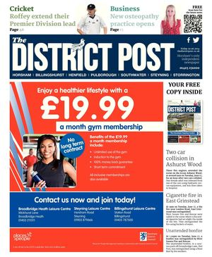 The District Post - 20th June 2014