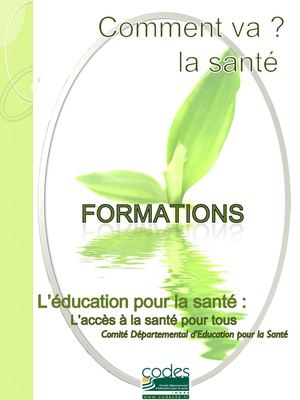 CODES 36 - Catalogue de formations