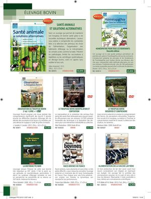 Catalogue GFA Editions 2014