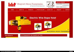 Crab Hoist Manufacturers & Suppliers India