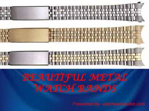 Advantages Of Metal Watch Bands
