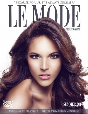 Le Mode Art Magazine | Summer 2014 | First Edition
