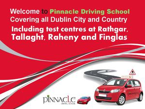 Looking for driving lessons in Dublin?